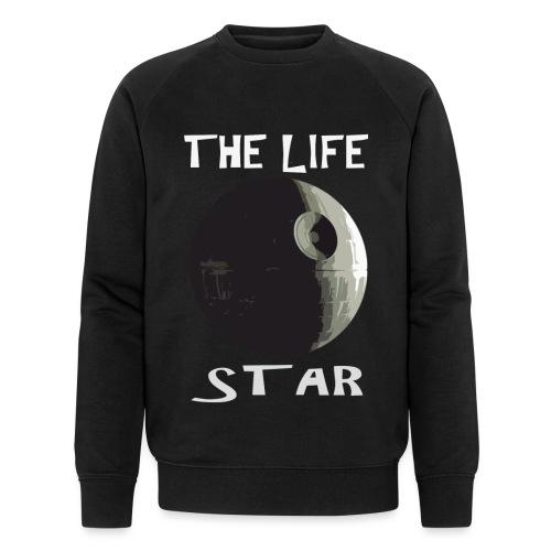 THE LIFE STAR - Mannen bio sweatshirt van Stanley & Stella