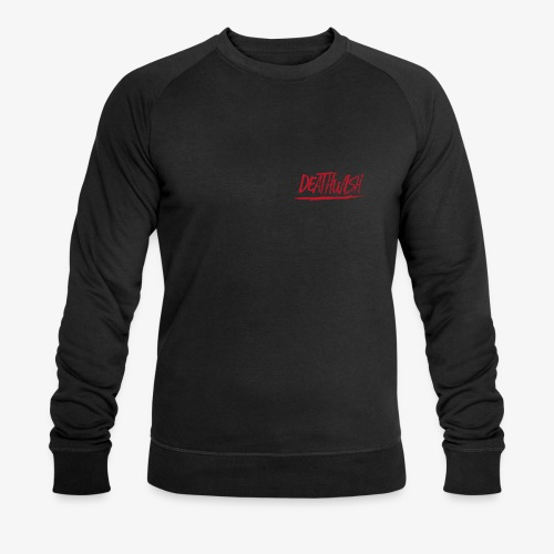 Deathwish - Männer Bio-Sweatshirt von Stanley & Stella