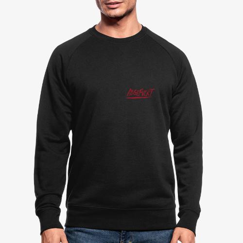Abgefvckt - Männer Bio-Sweatshirt
