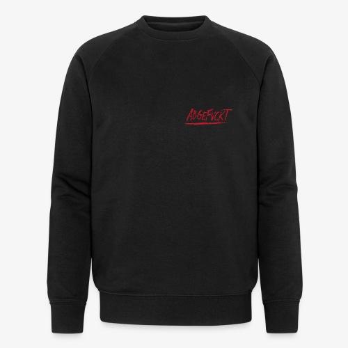Abgefvckt - Männer Bio-Sweatshirt von Stanley & Stella
