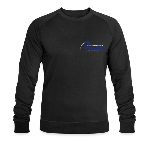 Garagebedrijf willem - Mannen bio sweatshirt van Stanley & Stella