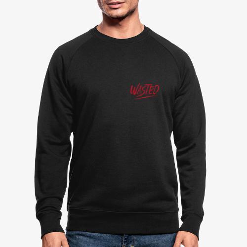 Deathwish_Collection_w4sted - Männer Bio-Sweatshirt