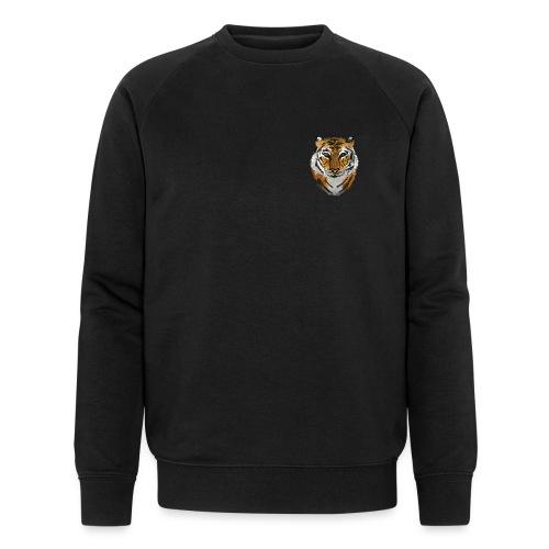 Tiger - Männer Bio-Sweatshirt von Stanley & Stella
