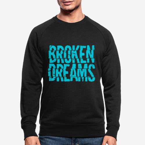 geplatzte Träume - Männer Bio-Sweatshirt von Stanley & Stella