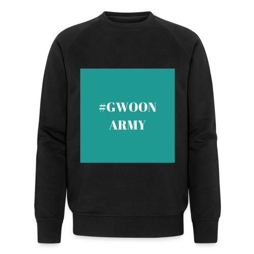 #GwoonArmy - Mannen bio sweatshirt van Stanley & Stella