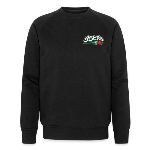 95ers Logo - Männer Bio-Sweatshirt von Stanley & Stella
