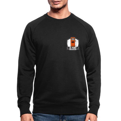 Nieuw Logo Design - Mannen bio sweatshirt