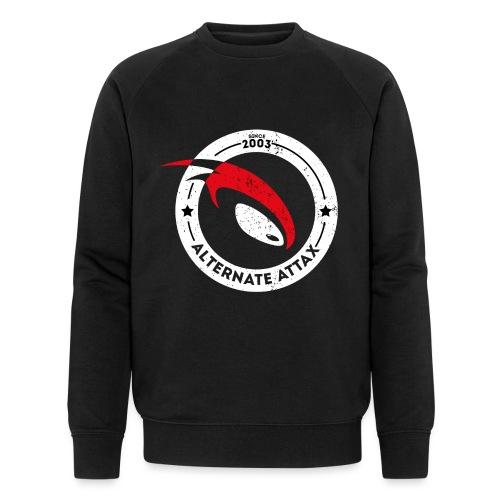 attax neuIIx v2 - Männer Bio-Sweatshirt von Stanley & Stella