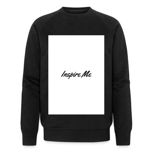 Inspire Me - Men's Organic Sweatshirt by Stanley & Stella