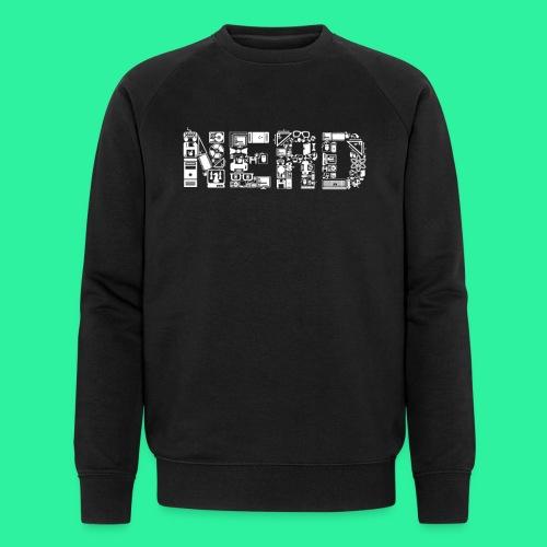 Nerd - Männer Bio-Sweatshirt von Stanley & Stella