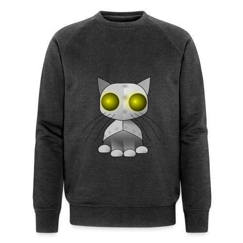 robotkatt - Men's Organic Sweatshirt by Stanley & Stella
