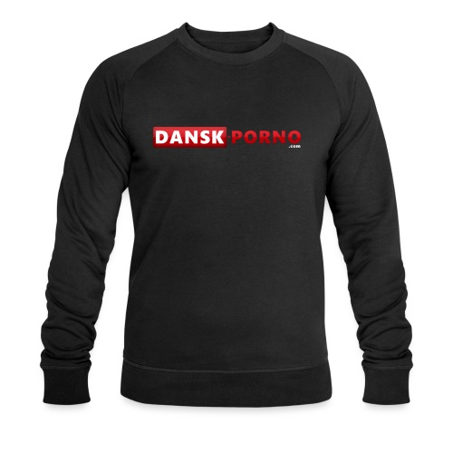 Dansk Porno - Økologisk sweatshirt til herrer