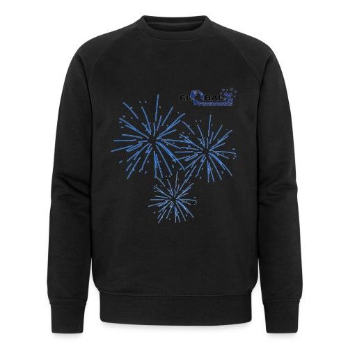 Global Fireworks Pyro - Männer Bio-Sweatshirt