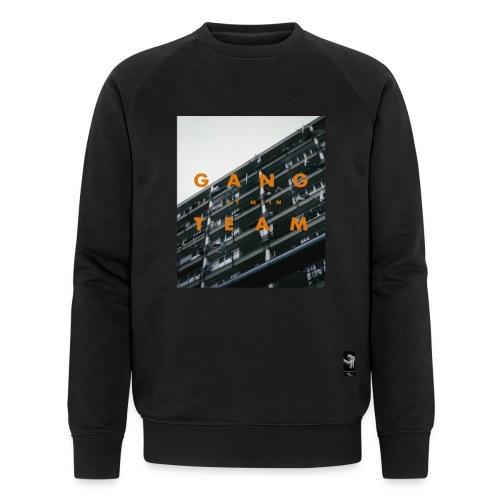 Late Night Berlin - Die Gang ist mein Team - Männer Bio-Sweatshirt von Stanley & Stella