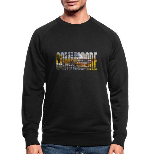 rekord commo word design - Mannen bio sweatshirt