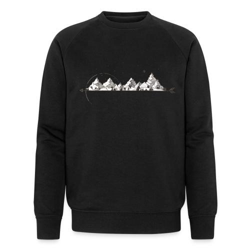 Wild Nature - Økologisk Stanley & Stella sweatshirt til herrer