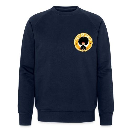 Fils de Dieu jaune - Sweat-shirt bio Stanley & Stella Homme