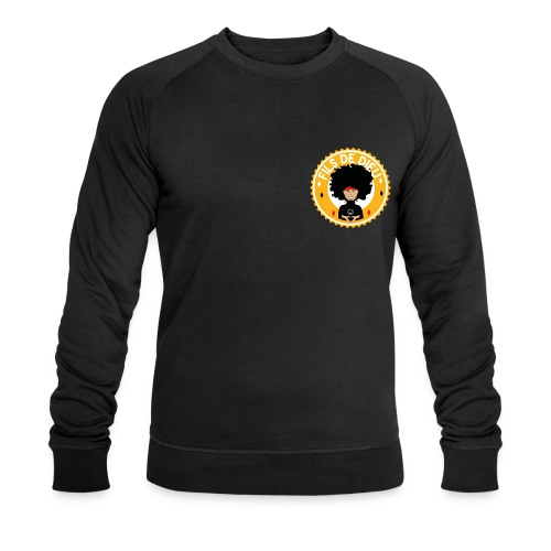 Fils de Dieu jaune - Sweat-shirt bio