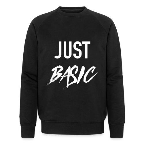 Just Basic - Männer Bio-Sweatshirt von Stanley & Stella