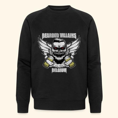 Bearded Villains Belgium - Men's Organic Sweatshirt