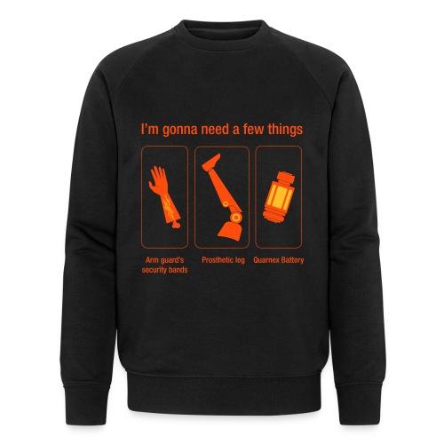 Rocket citation Few things gardiens - Sweat-shirt bio Stanley & Stella Homme