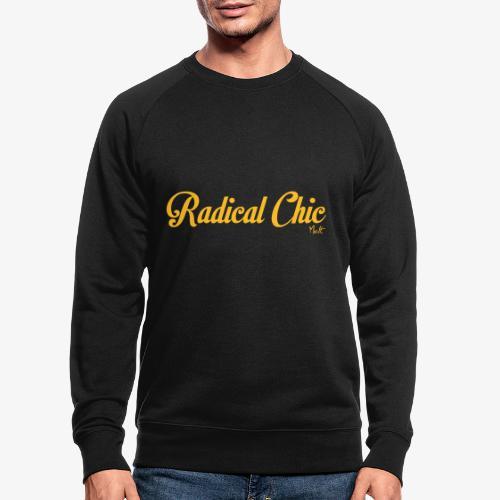 radical chic - Felpa ecologica da uomo