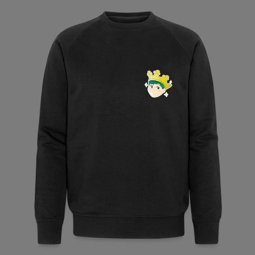 Wear a Crown - Men's Organic Sweatshirt