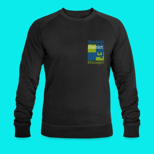 District Manager (Bild) - Männer Bio-Sweatshirt von Stanley & Stella
