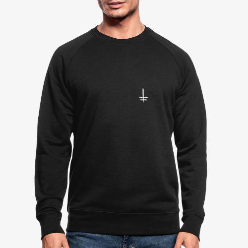 KAOZ CROSS - Männer Bio-Sweatshirt