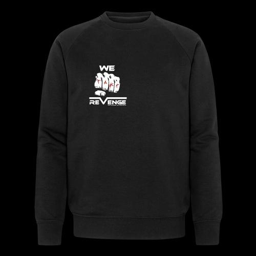 Darkness on Demand - We Take Revenge - Männer Bio-Sweatshirt von Stanley & Stella