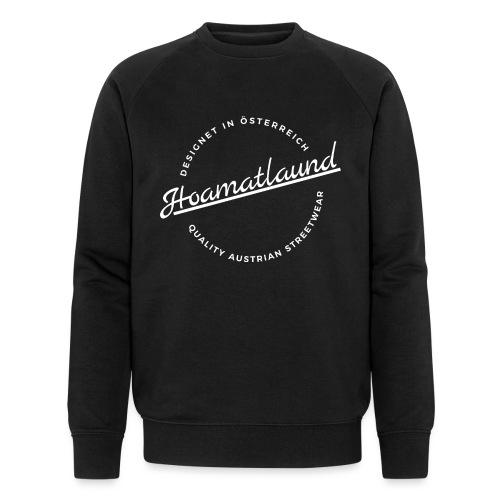 logorund - Männer Bio-Sweatshirt von Stanley & Stella