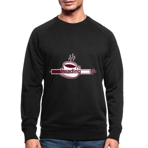 loading - Männer Bio-Sweatshirt