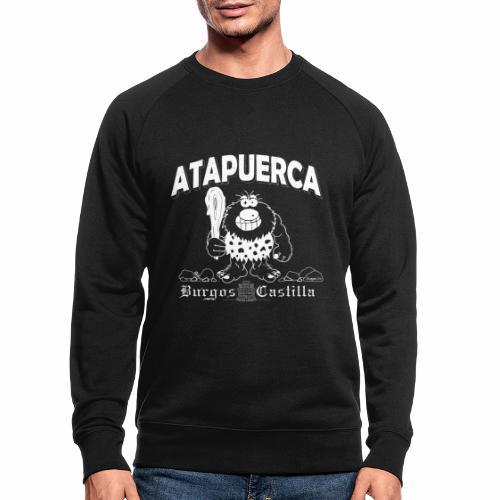 Dupi en Atapuerca - Sudadera ecológica hombre