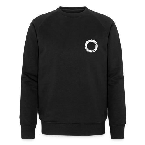 NBG Icon Weiß - Männer Bio-Sweatshirt von Stanley & Stella