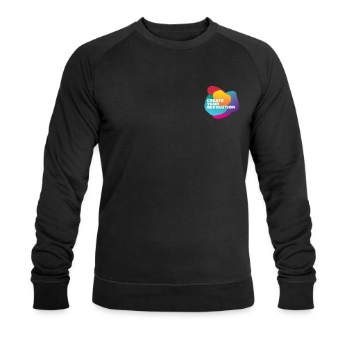 Create Your Revolution - Men's Organic Sweatshirt by Stanley & Stella