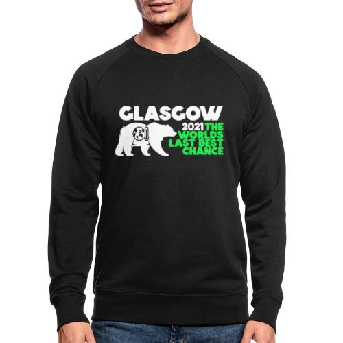 Last Best Chance - Glasgow 2021 - Men's Organic Sweatshirt