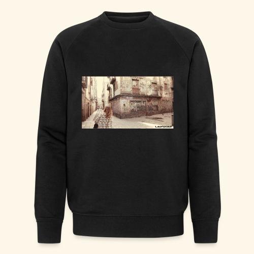 Walking the street - Ekologisk sweatshirt herr från Stanley & Stella