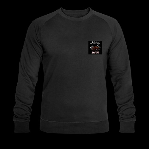 Hillbilly racing merchandise - Mannen bio sweatshirt van Stanley & Stella