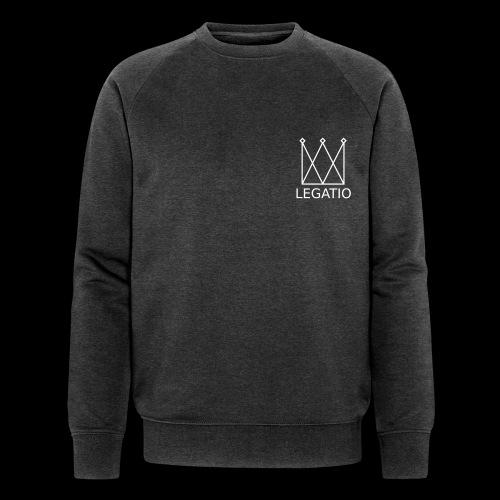 Legatio Plain - Men's Organic Sweatshirt by Stanley & Stella