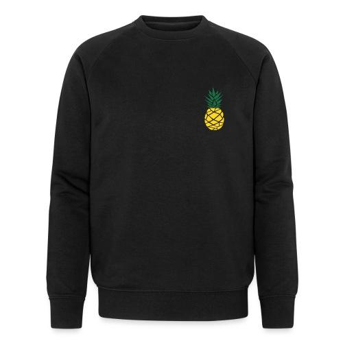 Pineapple - Mannen bio sweatshirt van Stanley & Stella