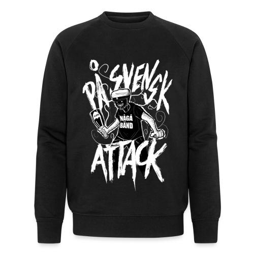 På Svenska Tack - Men's Organic Sweatshirt