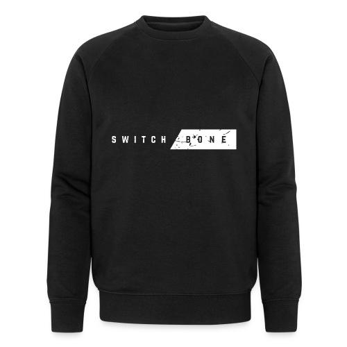 Switchbone_white - Mannen bio sweatshirt van Stanley & Stella