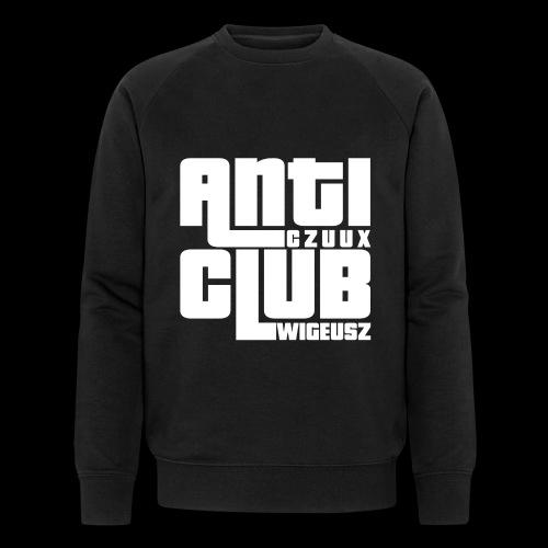 Anti Czuux Wigeusz Club - Ekologiczna bluza męska