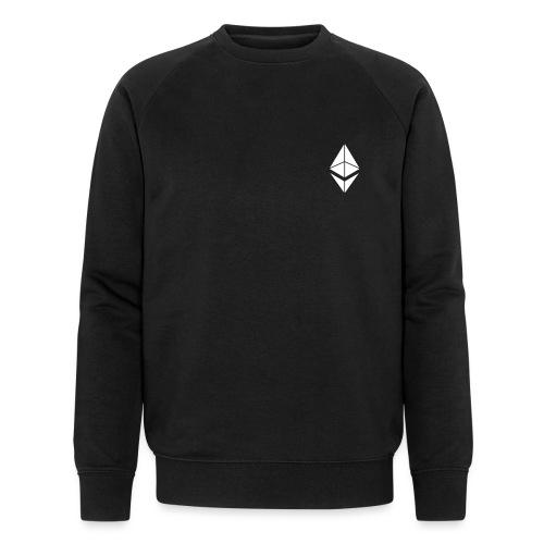 Ethereum - Men's Organic Sweatshirt by Stanley & Stella