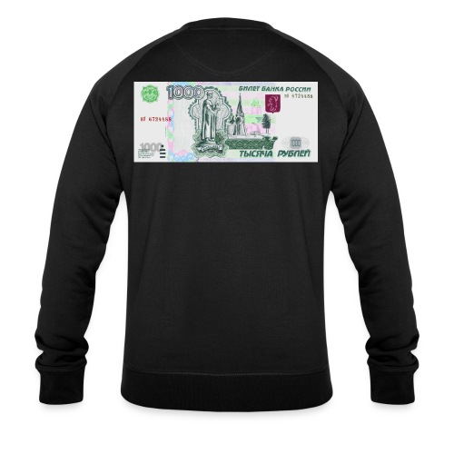 1000 ca$h ruble - Men's Organic Sweatshirt