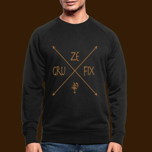 GruZeFix FP - Männer Bio-Sweatshirt