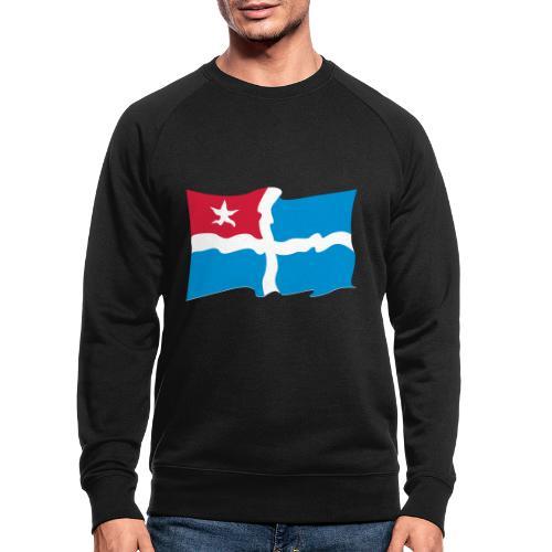 kreta - Männer Bio-Sweatshirt