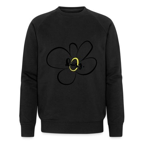 Gänseblümchen - Männer Bio-Sweatshirt von Stanley & Stella