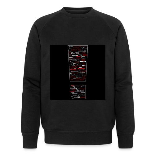 Exclamation Mark - Men's Organic Sweatshirt