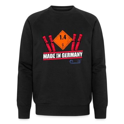 Global Fireworks 1.4G - Männer Bio-Sweatshirt